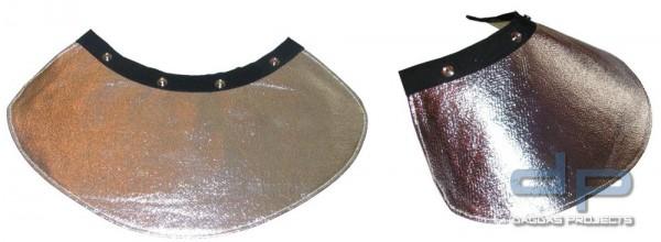 Aluminisierter Nackenschutz für Calisia Vulcan CV 102 und CV 103
