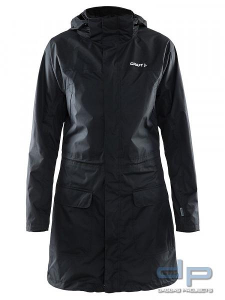 Craft Parker Rain Jacket Schwarz für Herren