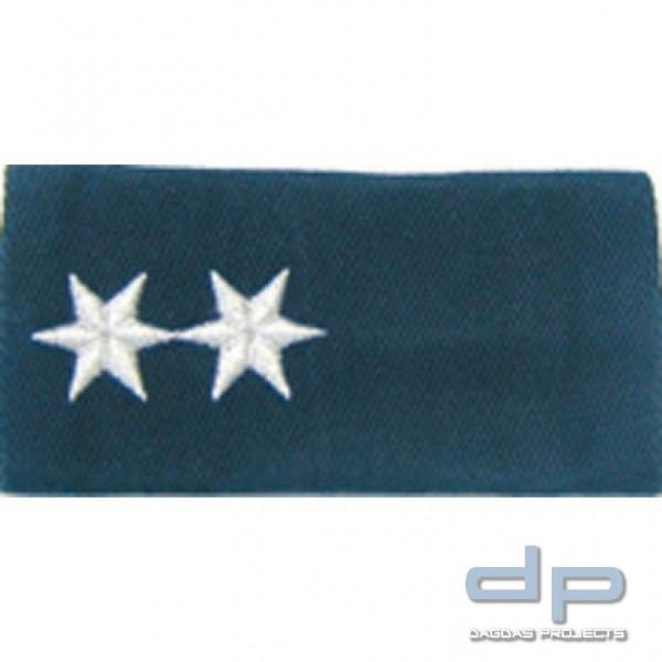 Polizeioberkomissar/in - Gehobener Dienst - Schulterklappen mit Schlaufe - blau