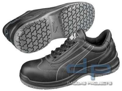 Puma Clarity Low Black S3 SRC