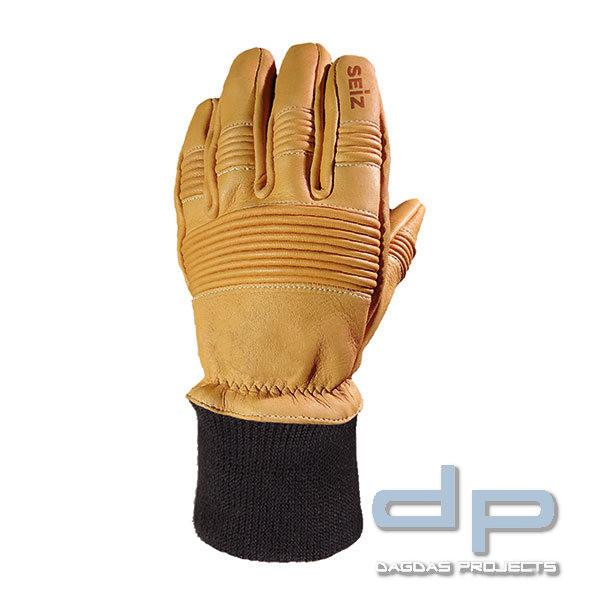 Seiz Einsatzhandschuhe aus Elch- und Spaltleder XF LE-S