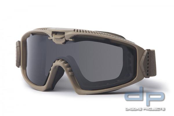 ESS Influx AVS Goggle Replacement Strap Terrain Tan