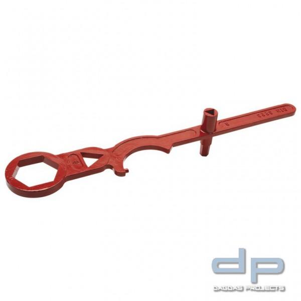Hydrantenschlüssel DIN 3223-B