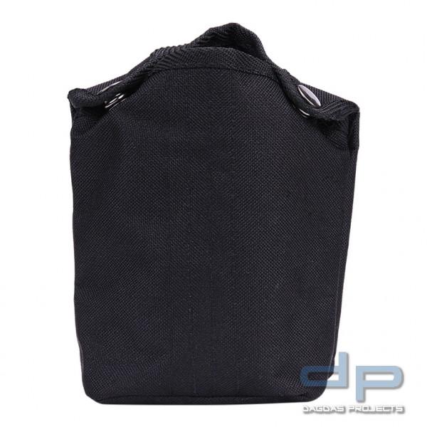 Feldflasche Futteral in Farbe: Schwarz