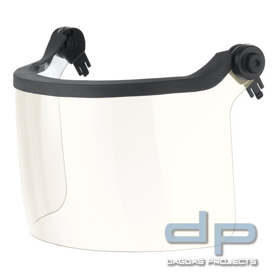 Visier HighTemp Standard Für Helm Größe M. Geeignet für Innenangriff und Brandcontainer.
