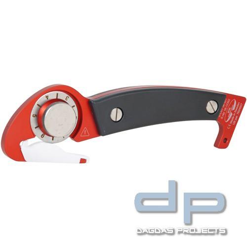 Notfall-Rettungsmesser S-CUT 06-501 Länge 239 mm, Gewicht 280 g