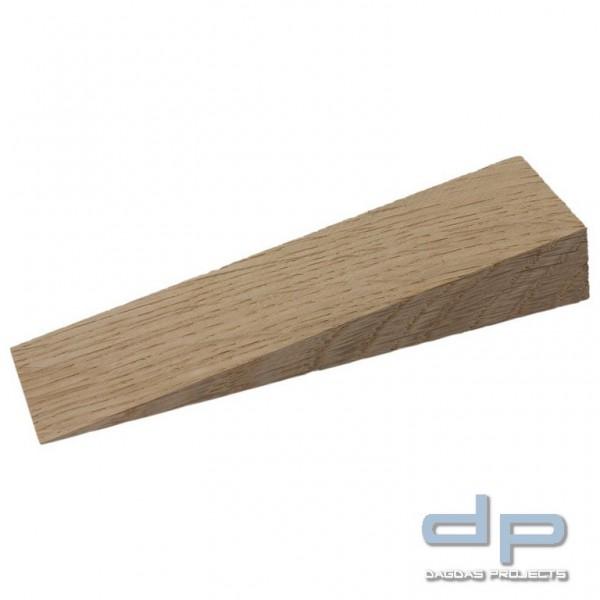 Dönges 2D Holzkeil aus Hartholz