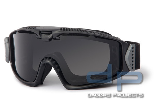 ESS Influx AVS Goggle Replacement Strap (Black)